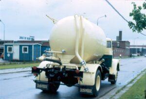 Tankmobil - bildarkiv - tillbakablick